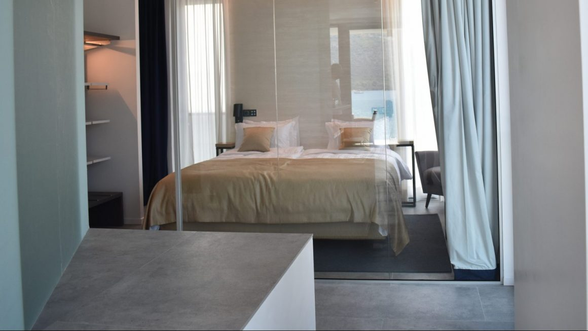 Luxury Suite with sea view   55 m²   A3